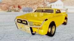 Slamvan v1.0 para GTA San Andreas