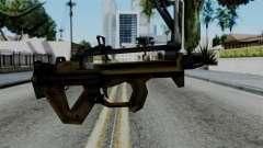 CoD Black Ops 2 - PDW-57 para GTA San Andreas