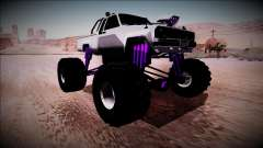 GTA 5 Karin Rebel Monster Truck