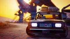 VAZ 2104 para GTA 5