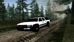Chevrolet Suburban Offroad Final Version