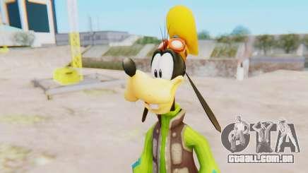 Kingdom Hearts 2 Goofy Default para GTA San Andreas
