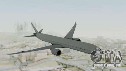 Boeing 777-9x Paintkit para GTA San Andreas