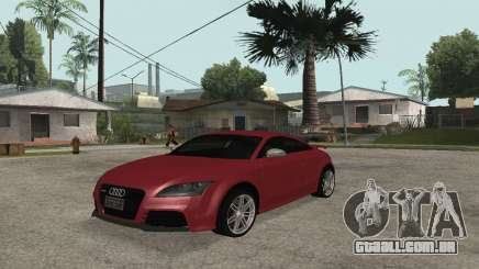 Audi TT-RS Tunable para GTA San Andreas
