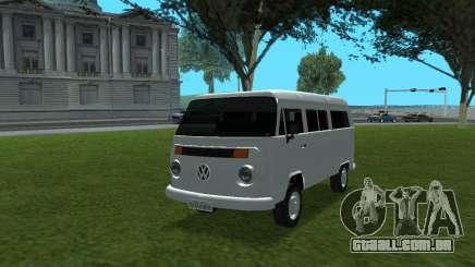 Volkswagen Kombi 2004 para GTA San Andreas