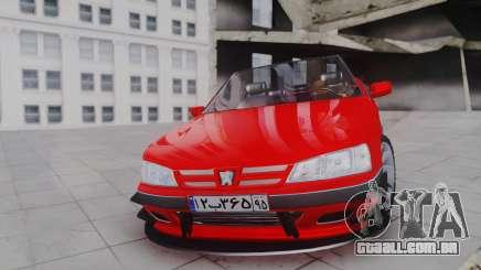 Peugeot Pars Spayder Sport para GTA San Andreas