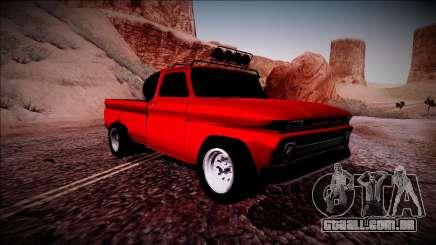 Chevrolet C10 Rusty Rebel para GTA San Andreas