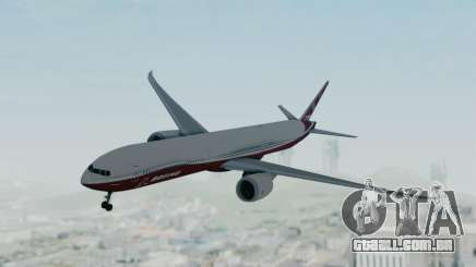 Boeing 777-9x House para GTA San Andreas