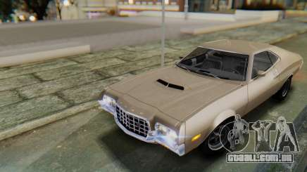 Ford Gran Torino Sport SportsRoof (63R) 1972 PJ2 para GTA San Andreas