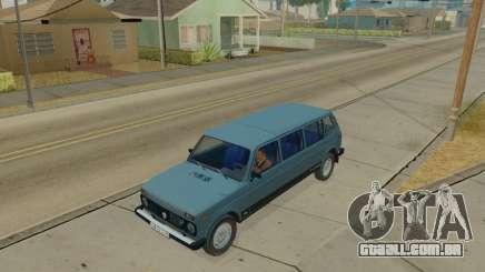 ВАЗ 2131 7-porta [HQ Versão] para GTA San Andreas