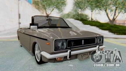 Peykan 80 Spyder para GTA San Andreas