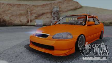 Honda Civic EG Ferio para GTA San Andreas