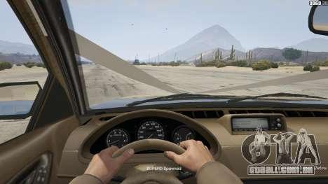 GTA 5 GTA 4 Enus Cognoscenti traseira direita vista lateral