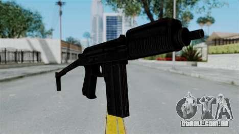 9A-91 Ironsight para GTA San Andreas segunda tela