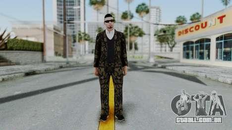 GTA Online DLC Executives and Other Criminals 5 para GTA San Andreas segunda tela