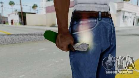 Vice City Molotov para GTA San Andreas terceira tela