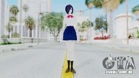 Touka (Tokyo Ghoul) para GTA San Andreas segunda tela