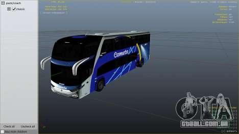 GTA 5 Marcopolo Paradiso 1800 vista lateral direita