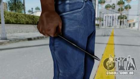 Vice City Screwdriver para GTA San Andreas segunda tela