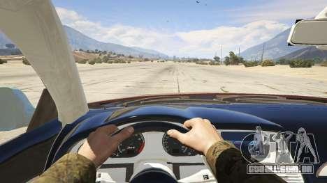 GTA 5 Audi RS6 Avant C6 2009 voltar vista