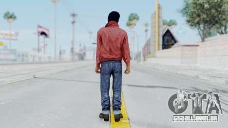 Mafia 2 - Vito Scaletta Renegade para GTA San Andreas terceira tela