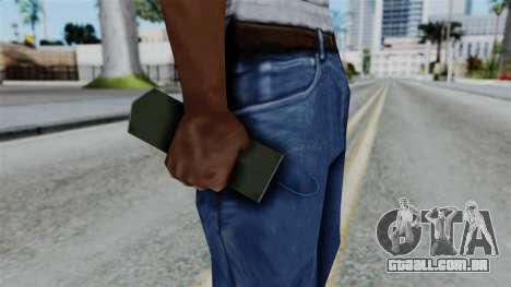 No More Room in Hell - TNT para GTA San Andreas terceira tela