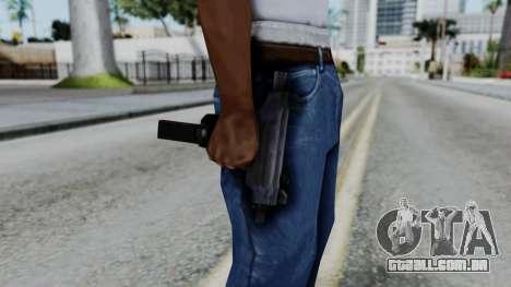 GTA 3 Uzi para GTA San Andreas terceira tela