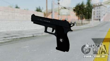 GTA 5 Pistol para GTA San Andreas segunda tela