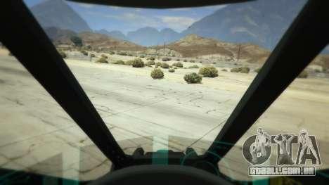 GTA 5 AT-99 Scorpion quinta imagem de tela