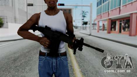 Vice City Beta PS2 Ruger para GTA San Andreas