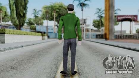 Jacksepticeye para GTA San Andreas terceira tela