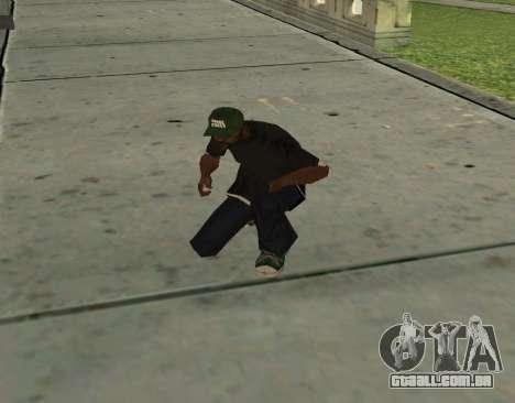 Sweet REINCARNATED para GTA San Andreas terceira tela