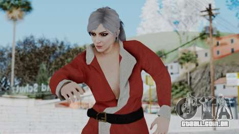 GTA Online DLC Festive Suprice 3 para GTA San Andreas