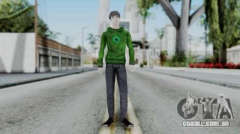 Jacksepticeye para GTA San Andreas segunda tela