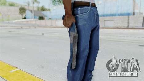 Double Barrel Shotgun LSPD Tint (Lowriders CC) para GTA San Andreas terceira tela