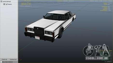 GTA IV Virgo para GTA 5