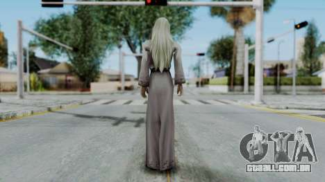 Girl Skin 1 para GTA San Andreas terceira tela