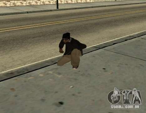 ballas3 [straight outta Compton] para GTA San Andreas terceira tela