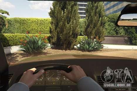GTA 5 Mercedes-Benz S600 (W140) [Replace] v1.1 traseira direita vista lateral
