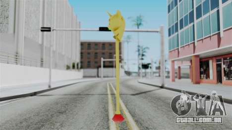 My Little Pony - Twilight Scepter para GTA San Andreas