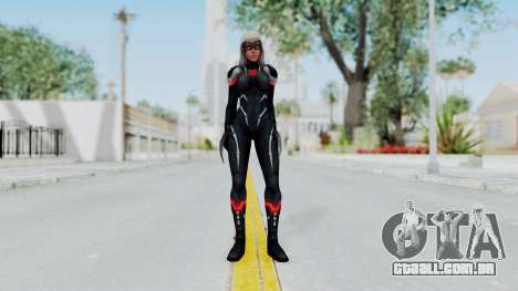 Marvel Future Fight - Black Widow (2099) para GTA San Andreas segunda tela