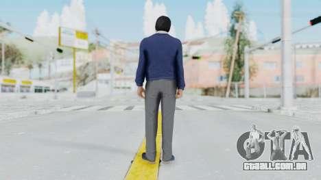 GTA 5 Michael De Santa para GTA San Andreas terceira tela