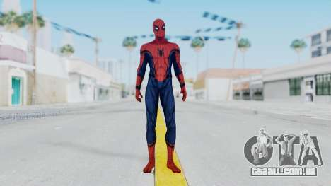Civil War Spider-Man Alt para GTA San Andreas segunda tela