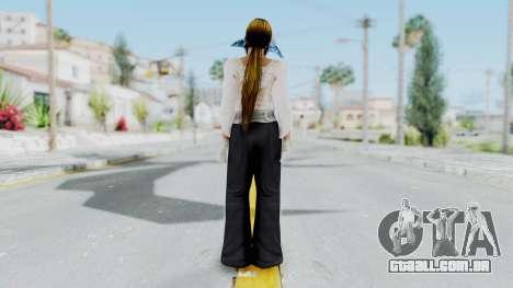 Hellen DoA Shear Top para GTA San Andreas