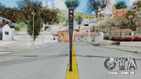 GTA 5 Baseball Bat 6 para GTA San Andreas segunda tela