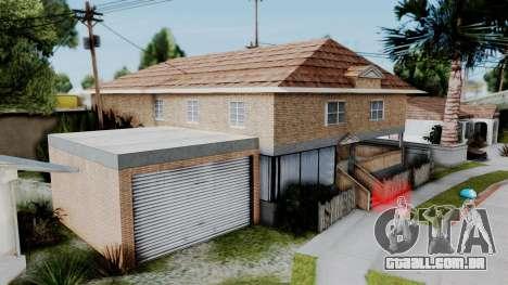 Nova textura em casa Se v2 (com interiores) para GTA San Andreas segunda tela