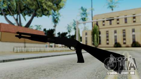 No More Room in Hell - Remington 870 para GTA San Andreas segunda tela