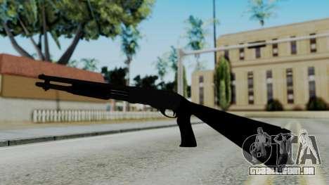 No More Room in Hell - Remington 870 para GTA San Andreas segunda tela