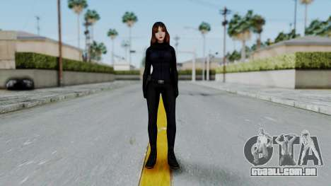 Marvel Future Fight Daisy Johnson v2 para GTA San Andreas segunda tela