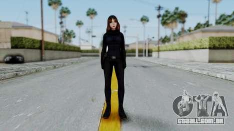 Marvel Future Fight Daisy Johnson v2 para GTA San Andreas segunda tela